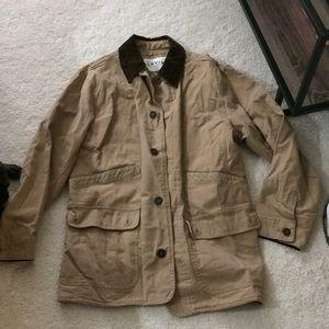 NWOT men's khaki jacket